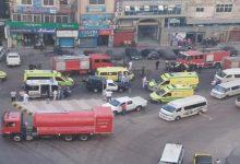 Photo of نيابة الإسكندرية تجري معاينة لحريق اندلع بمستشفى للأطفال