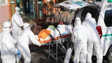 Photo of كوريا الجنوبية تسجل 38 حالة إصابة جديدة بفيروس كورونا