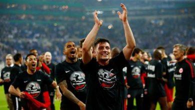 Photo of نصف نهائي كأس ألمانيا.. تشكيل آينتراخت فرانكفورت لمواجهة بايرن ميونيخ
