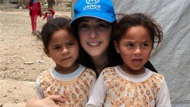 Photo of كندة علوش تنشر صورة مع الأطفال اللاجئين: أبطال تحدوا كل الظروف الصعبة