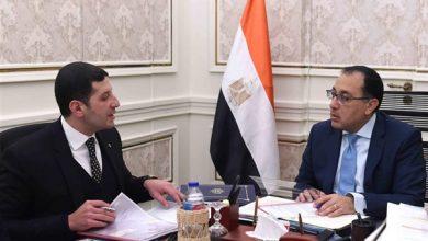 Photo of مدبولى يستعرض تقريرًا بشأن ضخ استثمارات جديدة لبعض الشركات الأجنبية العاملة في مصر