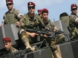 Photo of الجيش اللبناني: ضبط أشخاص يتاجرون في العبوات المتفجرة شمالي البلاد