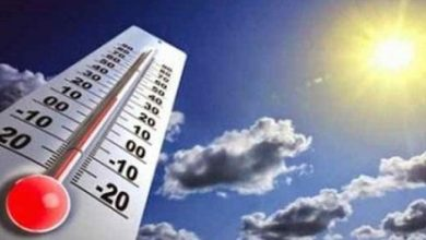 Photo of حالة الطقس المتوقعة غدًا الثلاثاء 2-6-2020