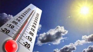 Photo of حالة الطقس المتوقعة غدًا الإثنين 15-6-2020