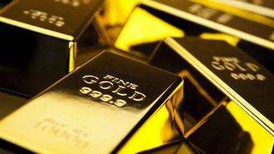Photo of الذهب يتراجع عالميا مع هدوء الطلب على الملاذات الآمنة