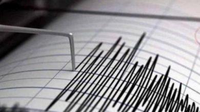 Photo of زلزال بقوة 5.5 ريختر يضرب المكسيك