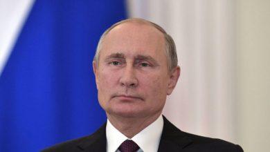 Photo of بوتين يبحث هاتفيا مع نظيره القبرصي الوضع في شرق البحر المتوسط