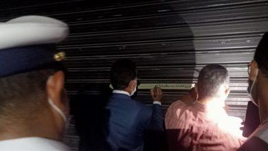 Photo of محافظة القاهرة: تشميع عدد من المحال والمقاهي لعدم الالتزام بالإجراءات الاحترازية