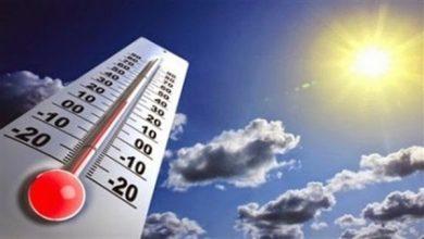 Photo of حالة الطقس المتوقعة غدًا الثلاثاء 14-7-2020