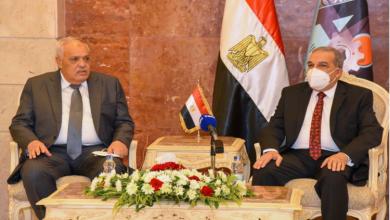 Photo of رئيس الهيئة العربية للتصنيع يستقبل وزير الدولة للإنتاج الحربي الجديد