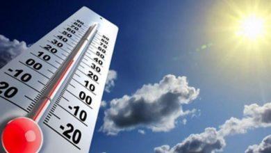 Photo of حالة الطقس المتوقعة غدًا الإثنين 17-8-2020