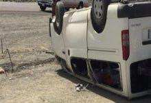 Photo of إصابة 14 شخصا في انقلاب سيارة أجرة في الوادي الجديد
