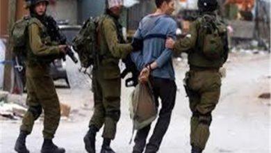 Photo of الاحتلال الإسرائيلي يعتقل 10 فلسطينيين من الضفة الغربية