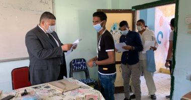 Photo of بدء توافد الناخبين على لجان انتخابات مجلس الشيوخ بالإسكندرية وسط إجراءات احترازية مشددة