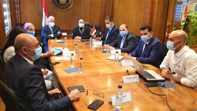 Photo of وزيرة التجارة والصناعة تبحث مع محافظ جنوب سيناء خطط انشاء مناطق صناعية وحرفية بالمحافظة