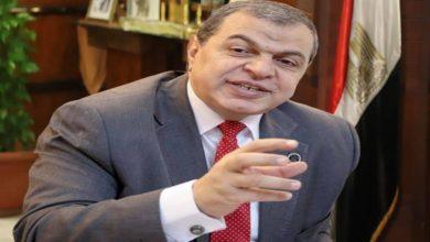 Photo of سعفان يتابع مستحقات مصري قتل بعيار ناري علي يد شاب أردني