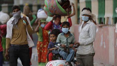 "Photo of الهند تسجل 78 ألفا و761 إصابة جديدة و948 وفاة بـ""كورونا المستجد"" خلال الـ24 ساعة الماضية"