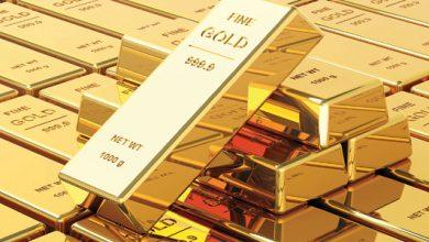 Photo of الذهب يسجل تراجعا طفيفا مع هدوء الطلب على الملاذات الآمنة