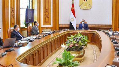 Photo of الرئيس السيسي يتابع الموقف التنفيذي للمشروع القومي لتطوير قرى الريف المصري