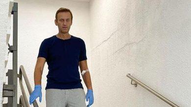 Photo of خروج المعارض الروسي نافالني من مستشفى شارتيه ببرلين