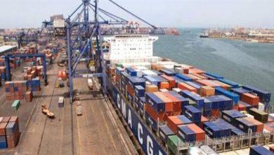 Photo of ميناء دمياط يستقبل 7 سفن حاويات وبضائع عامة