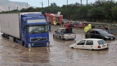 Photo of مصرع شخصين وفقدان ثالث جراء الأمطار الغزيرة وسط اليونان