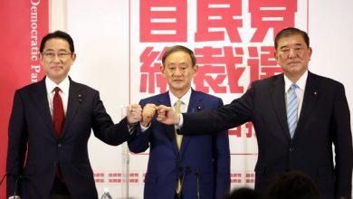 Photo of بدء التصويت لاختيار زعيم الحزب الحاكم في اليابان