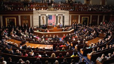 "Photo of النواب الأمريكى يقر ""مشروع قانون"" لتجنب إغلاق الحكومة قبل الانتخابات العامة"