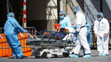 Photo of الولايات المتحدة تسجل 36 ألف حالة إصابة جديدة بفيروس كورونا