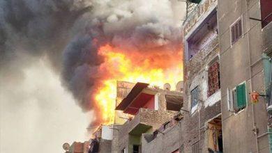 Photo of السيطرة على حريق داخل شقة سكنية فى إمبابة دون اصابات