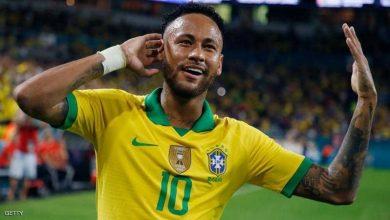 """Photo of """"نيمار"""" يقود منتخب البرازيل للفوز على بيرو 4-2 بتصفيات مونديال 2022"""