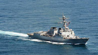 Photo of الأسطول الأمريكي: مدمرة أمريكية تعبر مضيق تايوان في مهمة روتينية