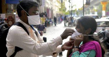 """Photo of """"الصحة"""" الهندية تسجل 61 ألفًا و871 حالة إصابة جديدة بكورونا خلال 24 ساعة"""