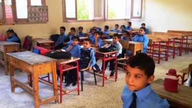Photo of انتظام الدراسة بجميع مدارس شمال سيناء