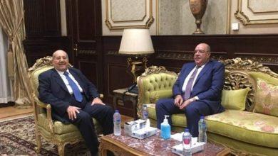 Photo of رئيس الجهاز المركزي للمحاسبات يهنئ «عبد الرازق» برئاسة الشيوخ