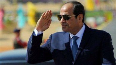 Photo of الرئيس السيسي يرحب بالأمير فهد بن سلطان أمير منطقة تبوك