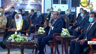 Photo of السيسي: 700 مليار جنيه لمشروعات سيناء في 6 سنوات