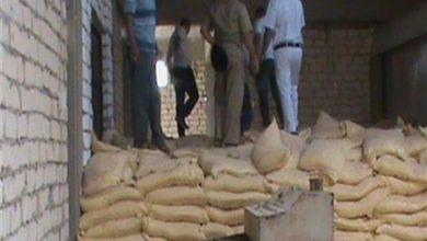 Photo of ضبط 39 طن أرز غير صالح للاستهلاك الآدمي ببنى سويف