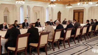 Photo of الأسد يستقبل وفدًا روسيًا من وزارتي الدفاع والخارجية