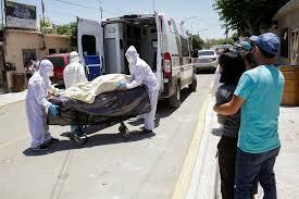 Photo of المكسيك تسجل 6845 إصابة و522 وفاة بكورونا خلال 24 ساعة
