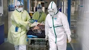 Photo of أوكرانيا تسجل 4069 إصابة جديدة بفيروس كورونا و64 وفاة خلال الـ24 ساعة الماضية