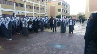 Photo of تعليم كفر الشيخ: انتظام الدراسة بمدارس الفترتين والتعليم الفني