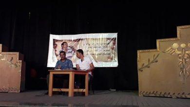 "Photo of مناقشة ديوان ""حبر سري"" لـ""محمد رؤوف"" بثقافة بورسعيد"
