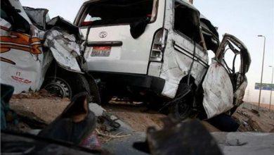 Photo of إصابة 6 اشخاص بانقلاب سيارة في القليوبية