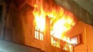 "Photo of السيطرة على حريق داخل برج ""مصر للسياحة"" في العباسية"