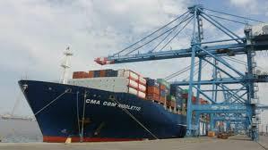 Photo of ميناء دمياط يستقبل 7 سفن للحاويات والبضائع العامة