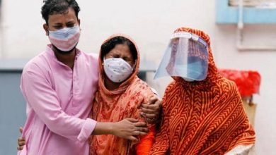 Photo of الهند تسجل 50 ألفا و356 إصابة جديدة بكورونا