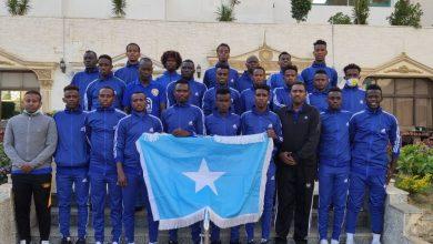 Photo of القوات المسلحة تستضيف فريق «هورسيد» الصومالي أثناء مشاركته بالبطولة الكونفدرالية الأفريقية