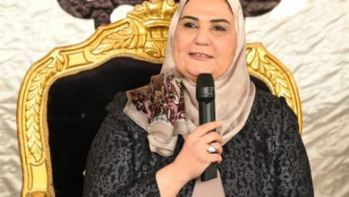 "Photo of وزيرة التضامن تلتقي صيادات مطوبس ودسوق بـ""كفر الشيخ"""