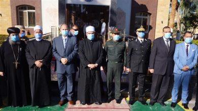 Photo of القوات المسلحة تنظم ندوة تثقيفية بمشاركة وزير الأوقاف بقيادة المنطقة الجنوبية
